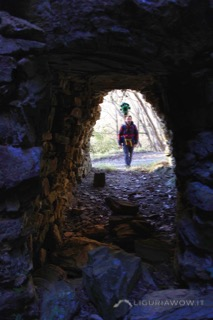 Fornace da Calce di Costa dei Tre Cammini Imperia Provincia Liguria Ponente Ligure