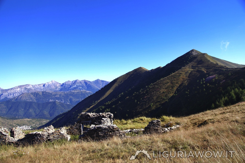 Monte Frontè e Cima Garlenda