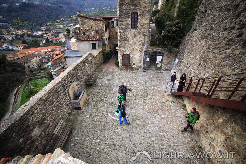 Castello Doria Dolceacqua Google Street View
