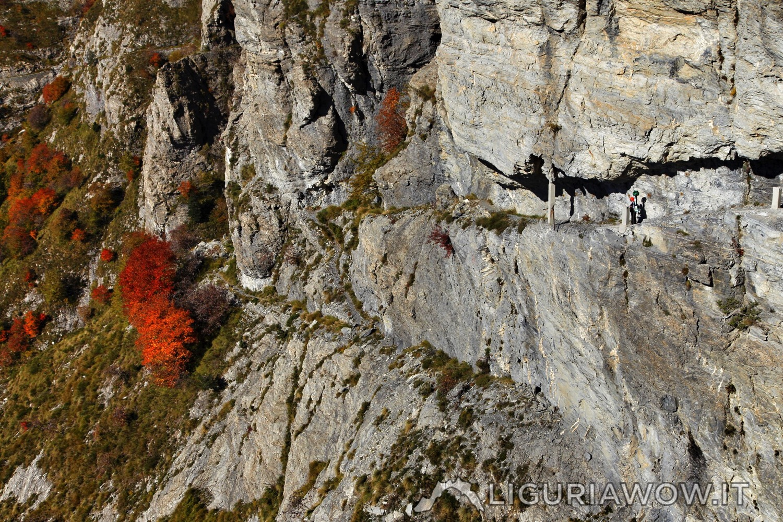 Sentiero degli Alpini Pietravecchia Google Trekker