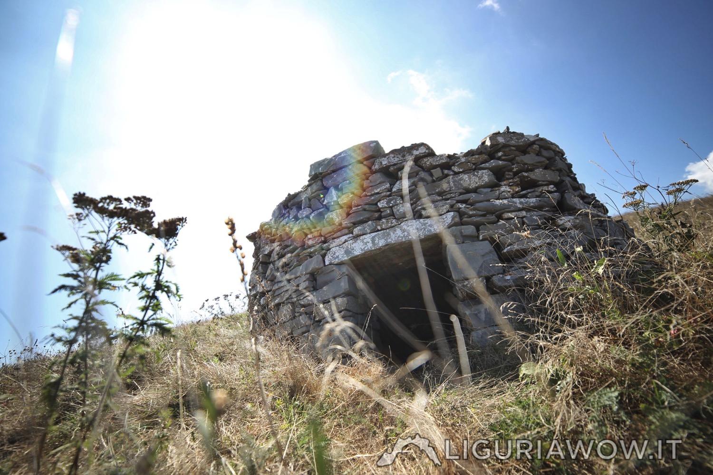 Casella del Guardiabella nella Valle Impero
