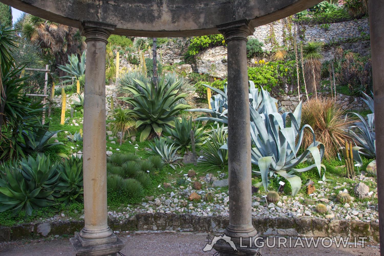 Giardini Botanici Hanbury area delle quattro stagioni