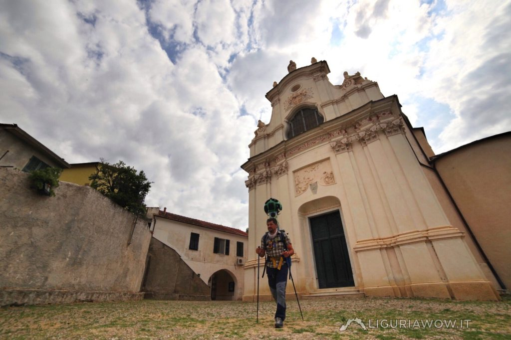 Corrado Agnese a Diano San Pietro