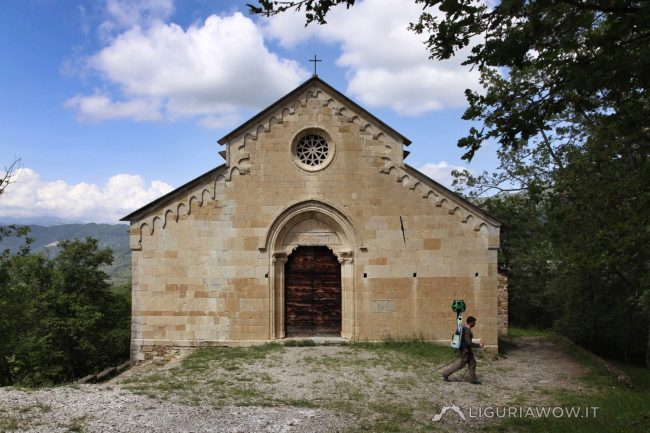 Luca Patelli al Santuario di Maria Maddalena