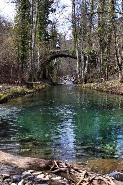 Corrado Agnese al Ponte di Conio