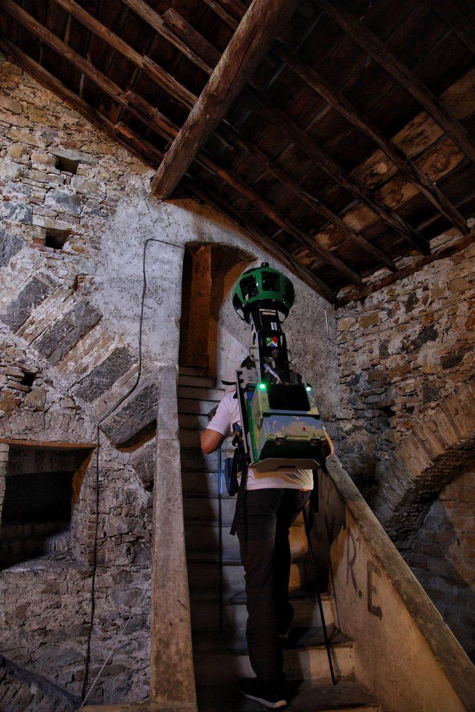 Nicola Ferrarese nel Duomo di Porto Maurizio