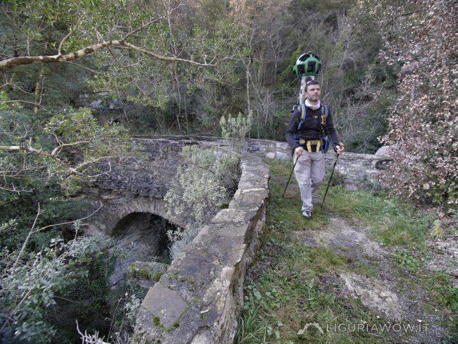 Luca Patelli al Ponte Bausson