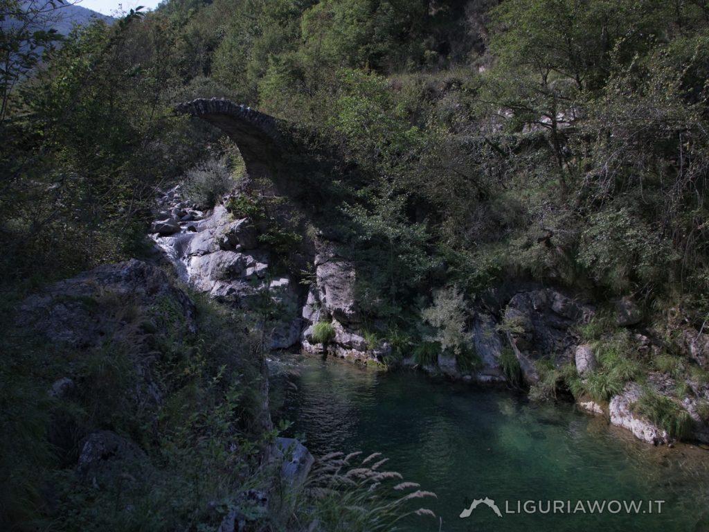 Giara di Rezzo Ponte Calcinaro