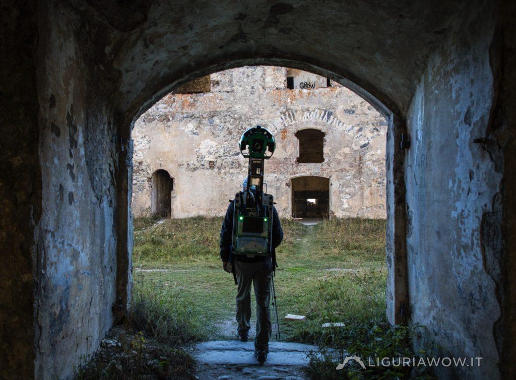 Claudio Cecchi al Forte Centrale