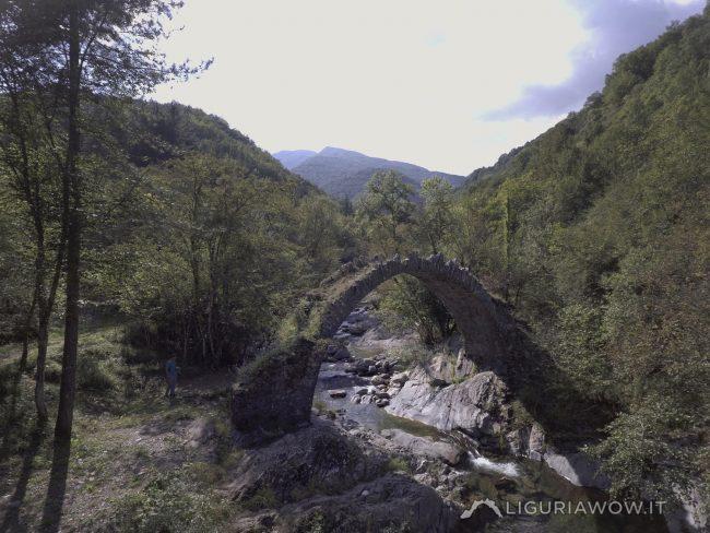 Giara di Rezzo Ponte Napoleonico